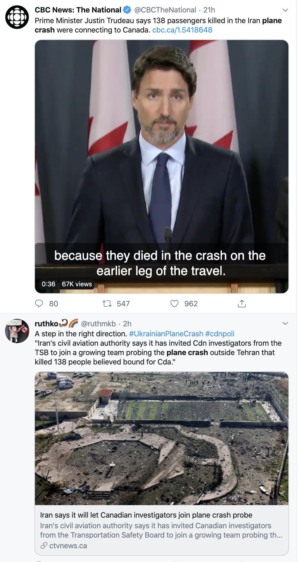 Screen-Shot-2020-01-09-at-1.34.02-PM Trump Makes Shady Ukraine Passenger Plane Remarks Donald Trump Featured Military Top Stories War
