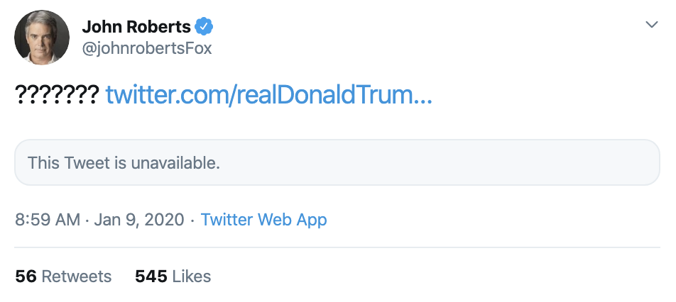 Screen-Shot-2020-01-09-at-11.47.49-AM Fox News Reporter Goes After Trump For '409k' Faux Pas Donald Trump Featured Media Politics Top Stories