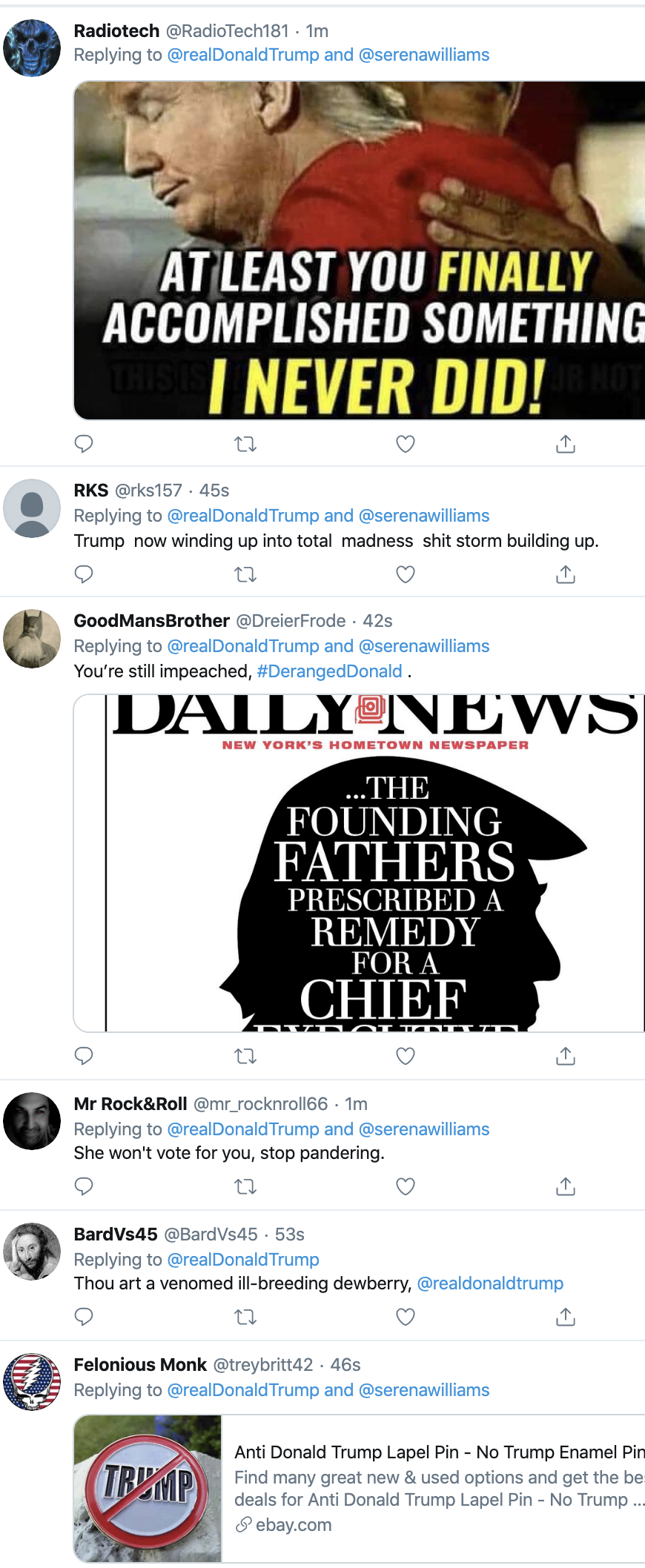 Screen-Shot-2020-01-12-at-7.31.51-AM Trump Spazzes Into Sunday Morning Multi-Tweet Conniption Fit Election 2020 Featured Politics Sports Top Stories