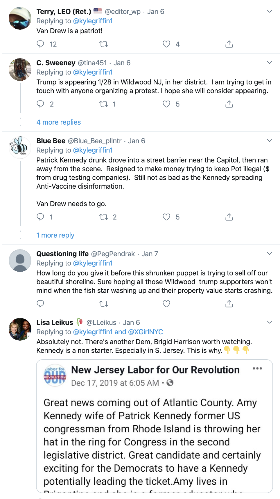 Screen-Shot-2020-01-13-at-10.26.00-AM Dem Who Switched Parties Loses Campaign Manager To Opponent Election 2020 Featured Impeachment Politics Top Stories