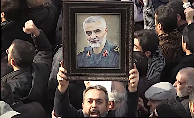 Screen-Shot-2020-01-13-at-2.09.40-PM Trump Shrugs Off Soleimani Imminent Threat Fabrication Featured Military Politics Top Stories War