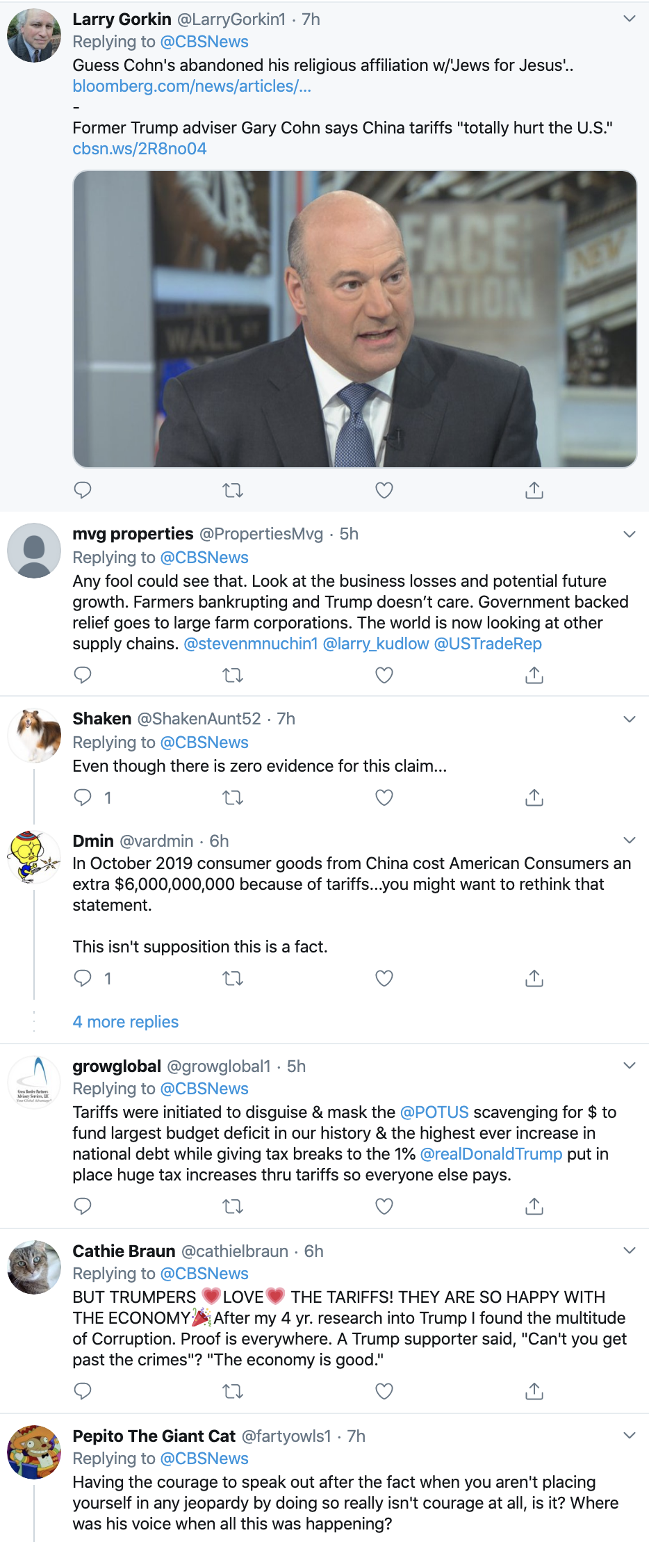 Screen-Shot-2020-01-19-at-4.00.01-PM Former Trump WH Official Shoots Down Trump Claims Domestic Policy Economy Election 2020 Featured Top Stories