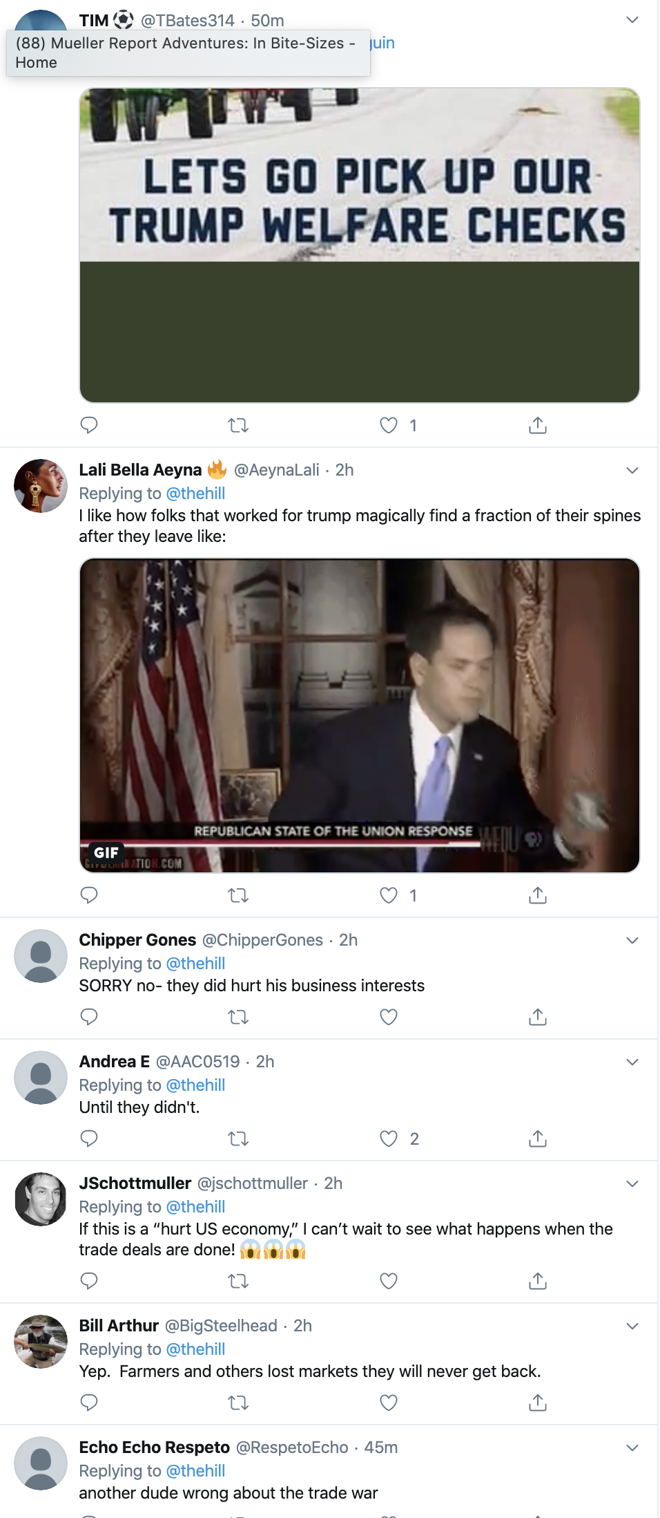 Screen-Shot-2020-01-19-at-4.01.35-PM Former Trump WH Official Shoots Down Trump Claims Domestic Policy Economy Election 2020 Featured Top Stories