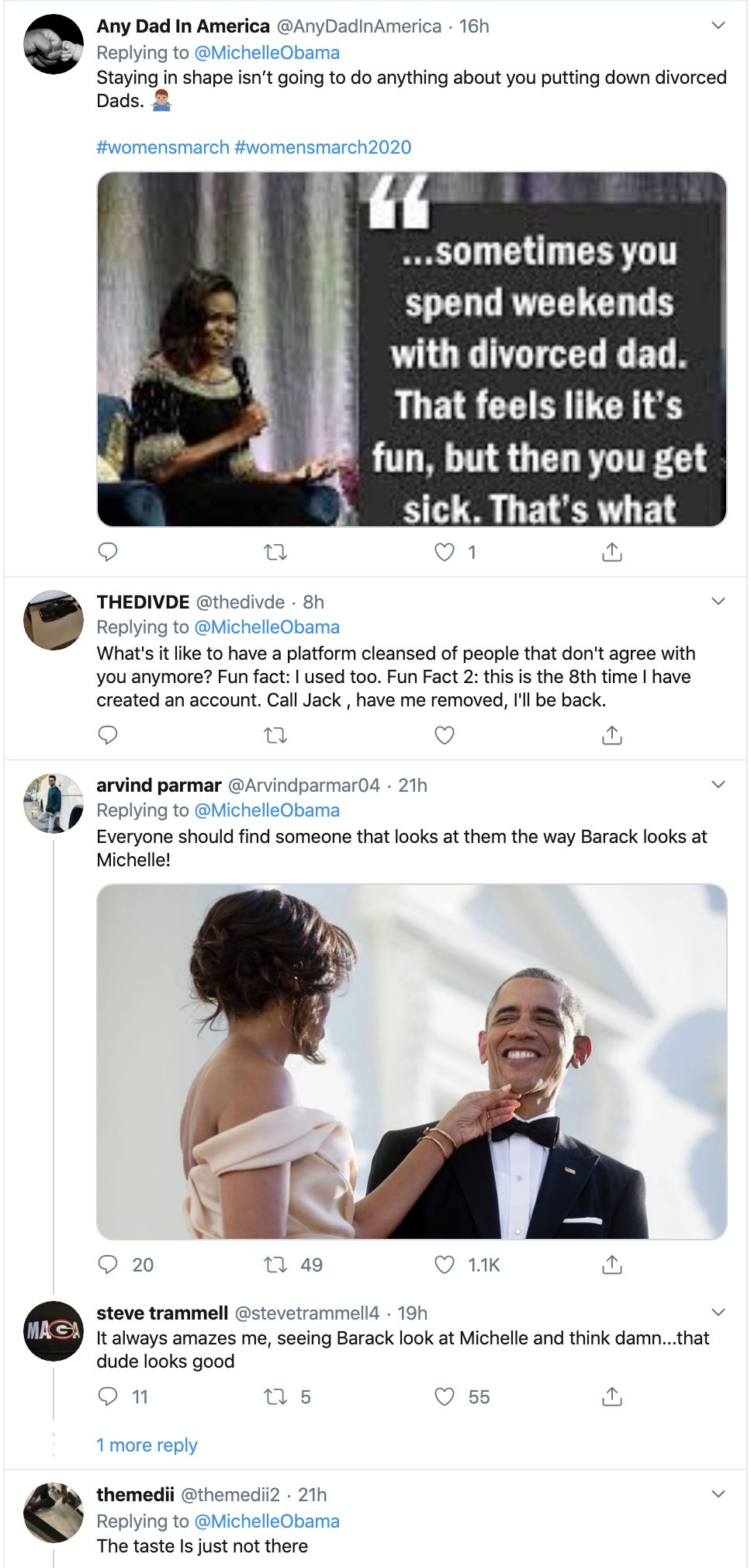 Screen-Shot-2020-01-20-at-8.18.03-AM Michelle Obama's MLK Day Message Goes Instantly Viral Black Lives Matter Featured Human Rights Racism Top Stories
