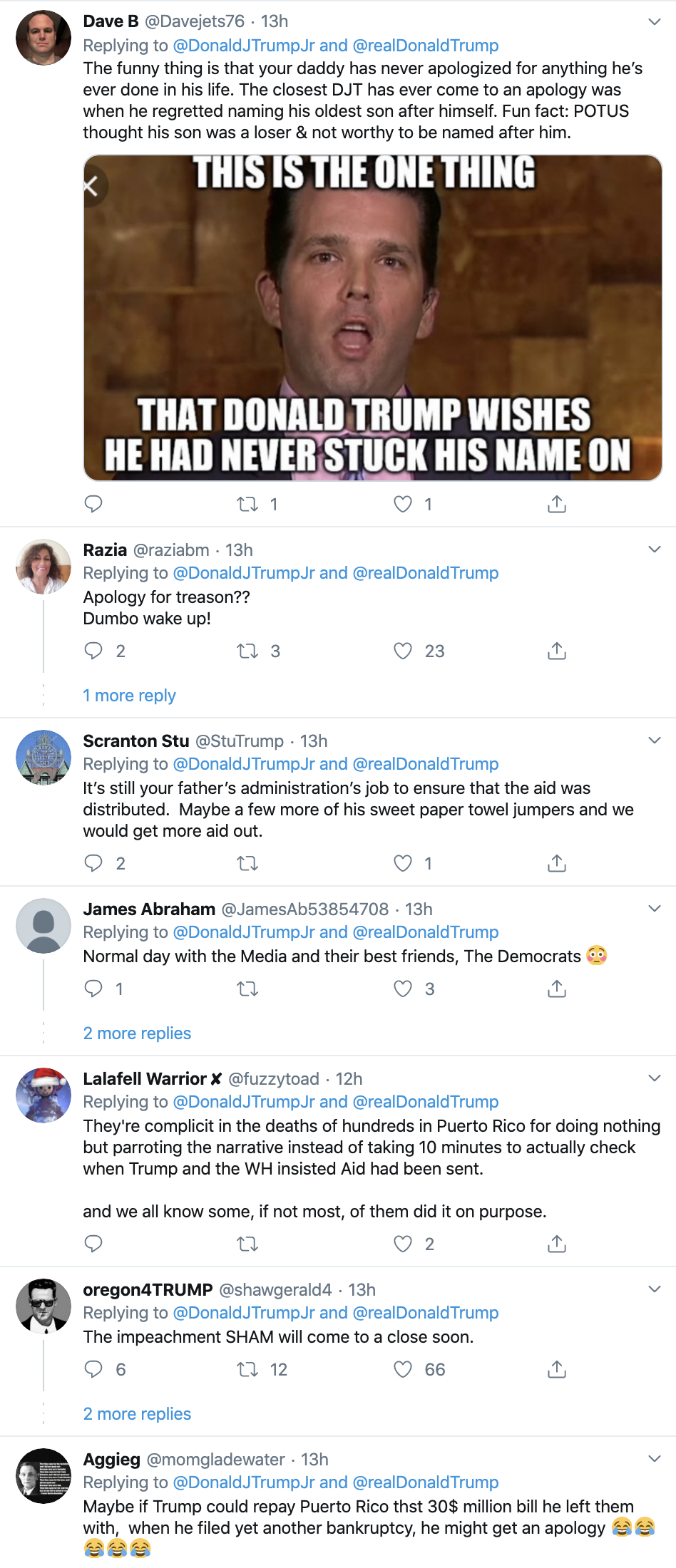 Screen-Shot-2020-01-22-at-7.27.35-AM Trump Tweets Impeachment Induced Gibberish During AM Meltdown Economy Election 2020 Featured Impeachment Top Stories