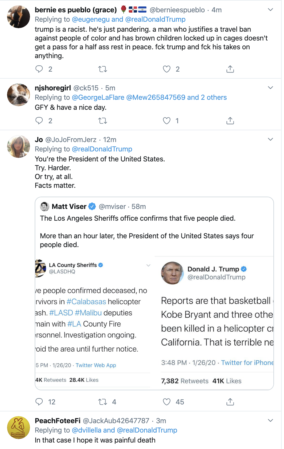 Screen-Shot-2020-01-26-at-4.04.17-PM Trump's Flubbed Tweet About Kobe Bryant Goes Horribly Wrong Featured Military Sports Top Stories War