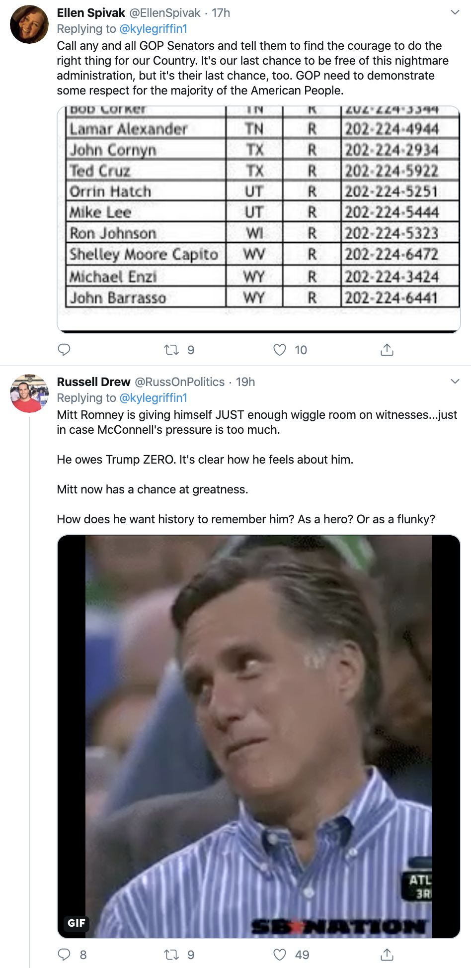 Screen-Shot-2020-01-26-at-9.14.44-AM Romney Terrifies Trump With Vote For Impeachment Witness Weekend Statement Election 2020 Featured Impeachment Politics Top Stories