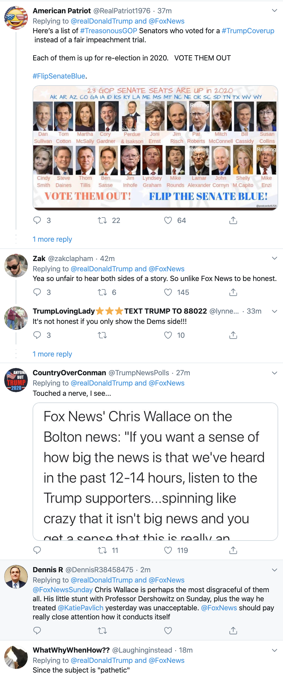 Screen-Shot-2020-01-28-at-10.29.09-AM Trump Explodes On Fox News During Tuesday Tweet-Storm Corruption Featured Impeachment Politics Top Stories
