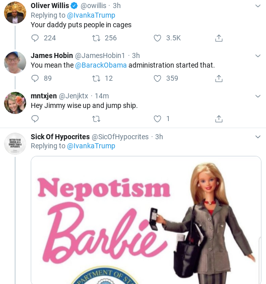 Screenshot-2020-01-28-at-10.43.23-AM Ivanka Attracts Steep Mockery After Self-Righteous Tirade Donald Trump Politics Social Media Top Stories
