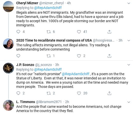 Screenshot-2020-01-28-at-2.35.18-PM Schiff Denounces Trump Admin's Latest Attack On Immigrants Donald Trump Immigration Politics Social Media Top Stories