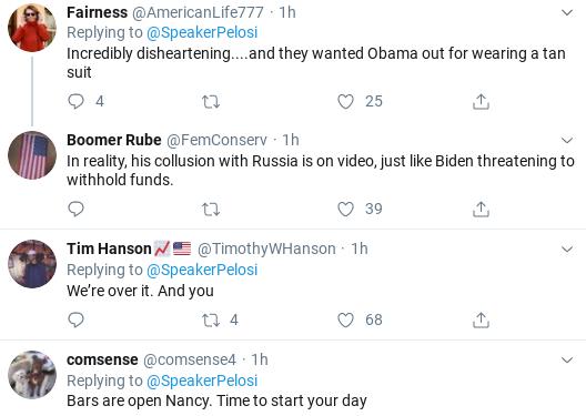 Screenshot-2020-01-28-at-9.46.04-AM Pelosi Delivers Tuesday AM Takedown Of Trump Team Antics Donald Trump Impeachment Politics Social Media Top Stories
