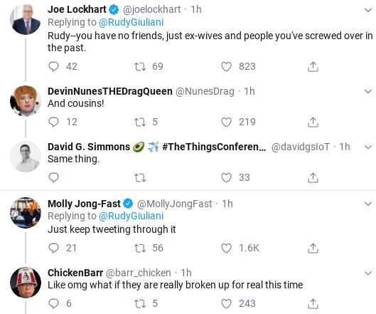 Screenshot-2020-01-31-at-5.22.36-PM Giuliani Has White Hot Twitter Meltdown Over New Bolton Leaks Donald Trump Impeachment Politics Social Media Top Stories