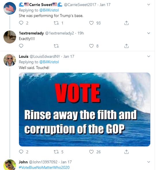 bill23 Conservative Journo Mocks GOP Senator For Attack On CNN Reporter Donald Trump Media Politics Social Media Top Stories