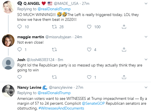 day13 Trump Has Angry Morning Twitter Freakout About 2020 Elections Donald Trump Politics Social Media Top Stories
