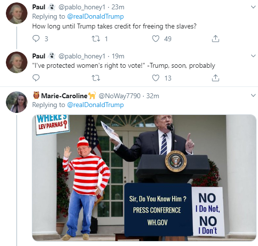 day20 Trump Has Angry Morning Twitter Freakout About 2020 Elections Donald Trump Politics Social Media Top Stories