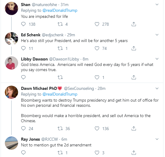 day8 Trump Has Angry Morning Twitter Freakout About 2020 Elections Donald Trump Politics Social Media Top Stories