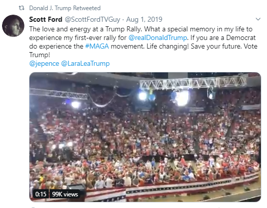 fri5 Trump Has Angry Morning Twitter Freakout About 2020 Elections Donald Trump Politics Social Media Top Stories