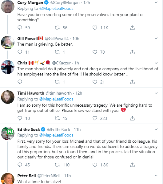 maple10 Canadian CEO Slams Trump Role In Conflict That Downed Passenger Jet Donald Trump Politics Social Media Top Stories