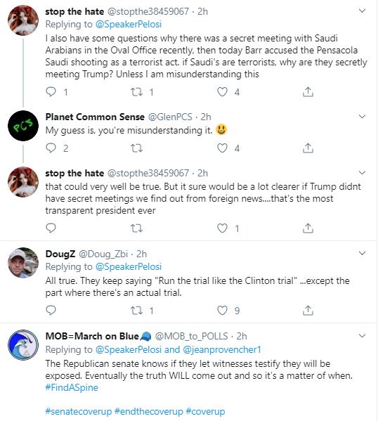 pelosi15 Pelosi Responds Perfectly To Trump's AM Twitter Outburst Donald Trump Politics Social Media Top Stories