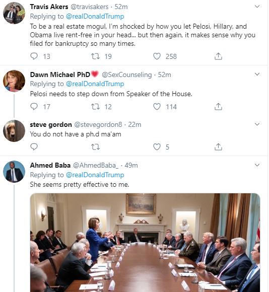 rant21 Trump Suffers Pre-Dawn Multi-Tweet Emotional Meltdown Donald Trump Politics Social Media Top Stories