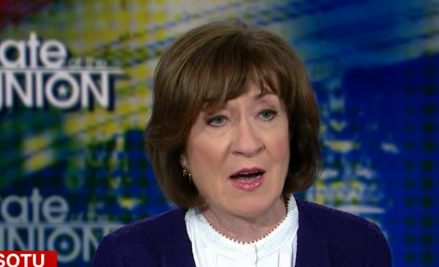 Susan Collins' Re-Election Poll Released Shows Massive 2020 Blue Wave