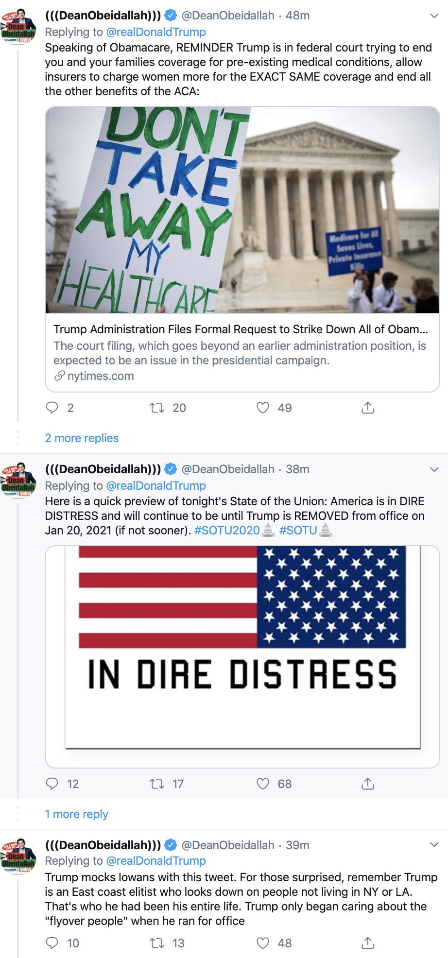 Screen-Shot-2020-02-04-at-7.17.56-AM Scared Trump Rage-Tweets About Iowa Caucus Results Donald Trump Election 2020 Featured Politics Top Stories