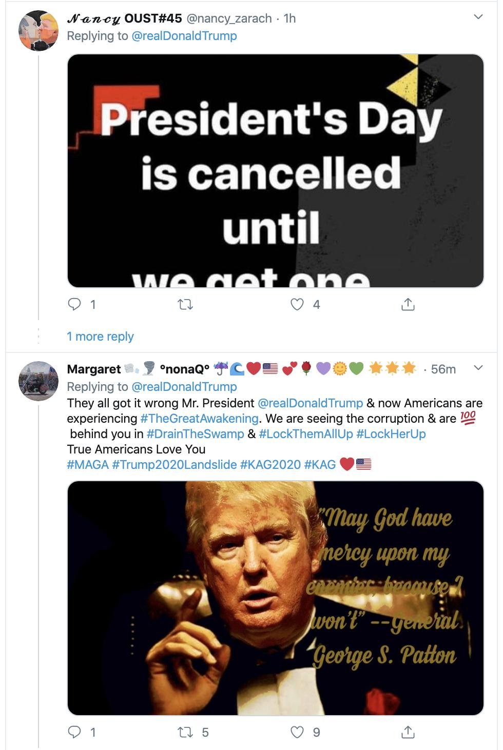 Screen-Shot-2020-02-09-at-2.14.41-PM Trump Snaps & Flies Into Paranoid Sunday Conniption Fit Corruption Donald Trump Featured Politics Top Stories