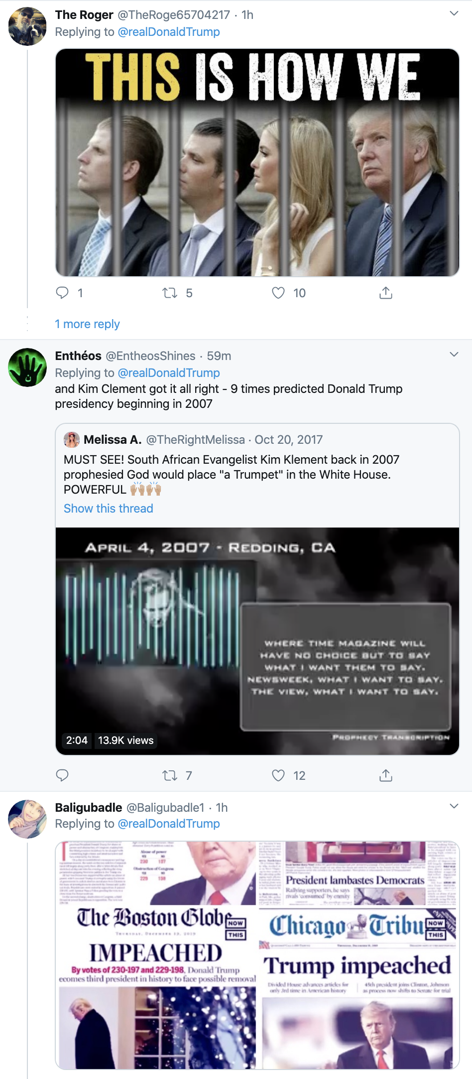 Screen-Shot-2020-02-09-at-2.15.00-PM Trump Snaps & Flies Into Paranoid Sunday Conniption Fit Corruption Donald Trump Featured Politics Top Stories