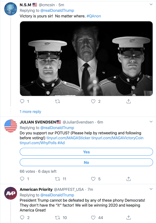 Screen-Shot-2020-02-09-at-8.43.19-AM Trump Suffers Sunday Morning Multi-Tweet Mental Collapse Donald Trump Featured Mental Illness Politics Top Stories