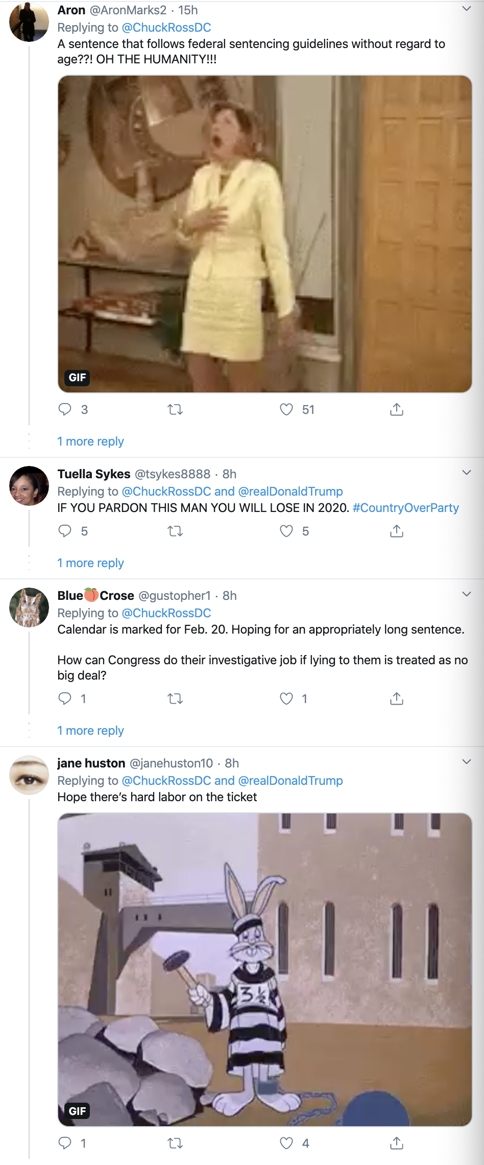 Screen-Shot-2020-02-11-at-9.29.40-AM Trump Wigs Out On Twitter Over Roger Stone Sentencing Donald Trump Election 2020 Featured Politics Top Stories