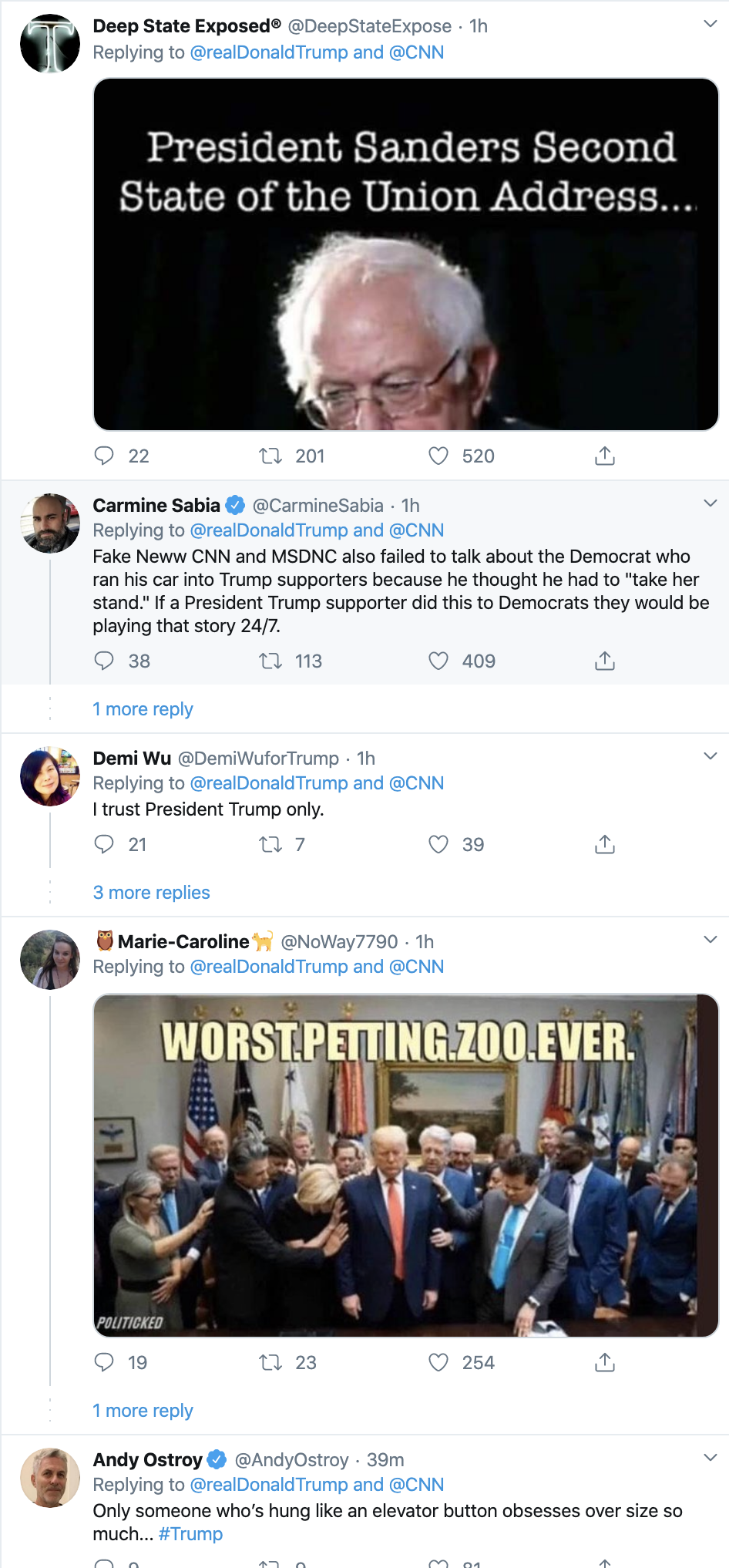 Screen-Shot-2020-02-12-at-7.17.20-AM Trump Wakes Up & Has Rage Tweet Filled Mental Collapse Corruption Donald Trump Featured Politics Top Stories