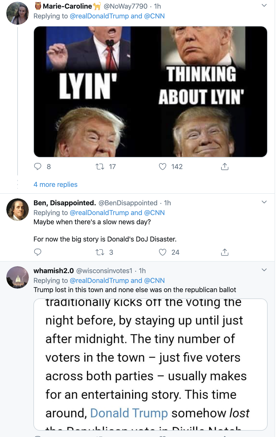 Screen-Shot-2020-02-12-at-7.18.56-AM Trump Wakes Up & Has Rage Tweet Filled Mental Collapse Corruption Donald Trump Featured Politics Top Stories
