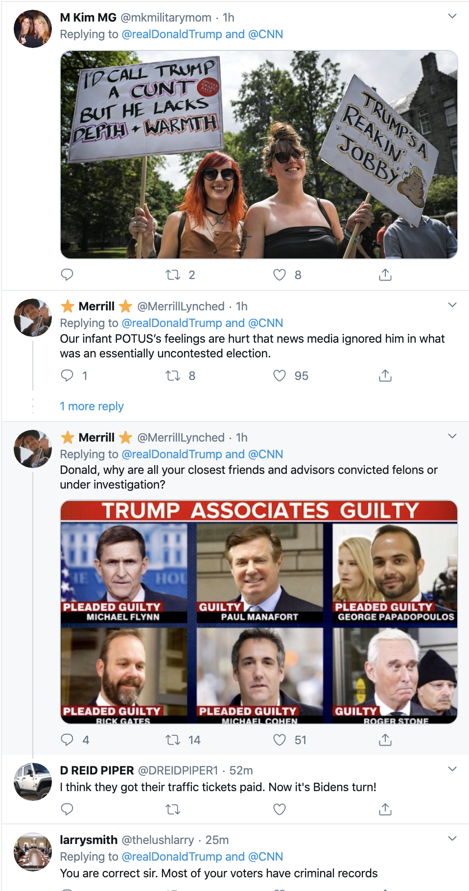 Screen-Shot-2020-02-12-at-7.19.23-AM Trump Wakes Up & Has Rage Tweet Filled Mental Collapse Corruption Donald Trump Featured Politics Top Stories