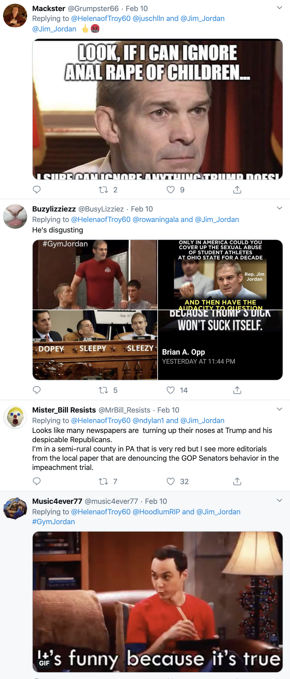Screen-Shot-2020-02-12-at-9.11.00-AM Jim Jordan's 'Crying & Groveling' Phone Call Info Leaked To Media Crime Education Featured Politics Top Stories
