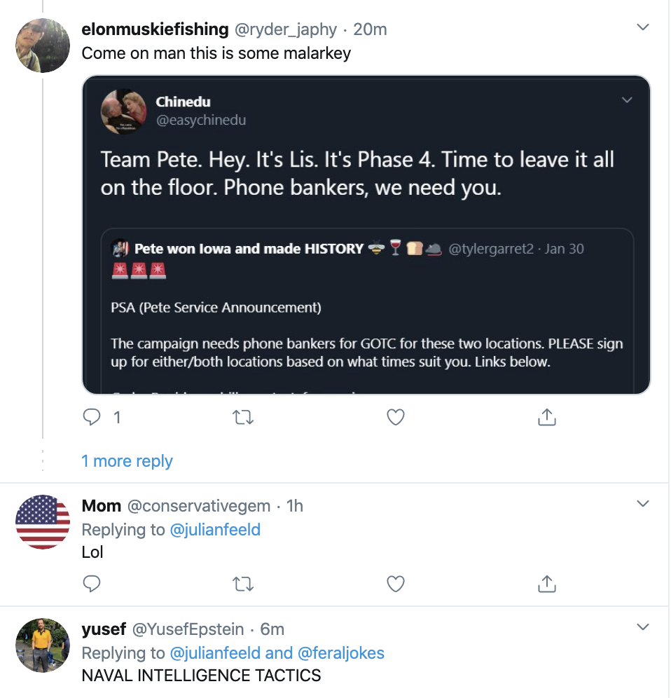 Screen-Shot-2020-02-16-at-1.38.16-PM Buttigieg Camp Accused Of Creating Fake Black Twitter Accounts Corruption Election 2020 Featured Politics Top Stories