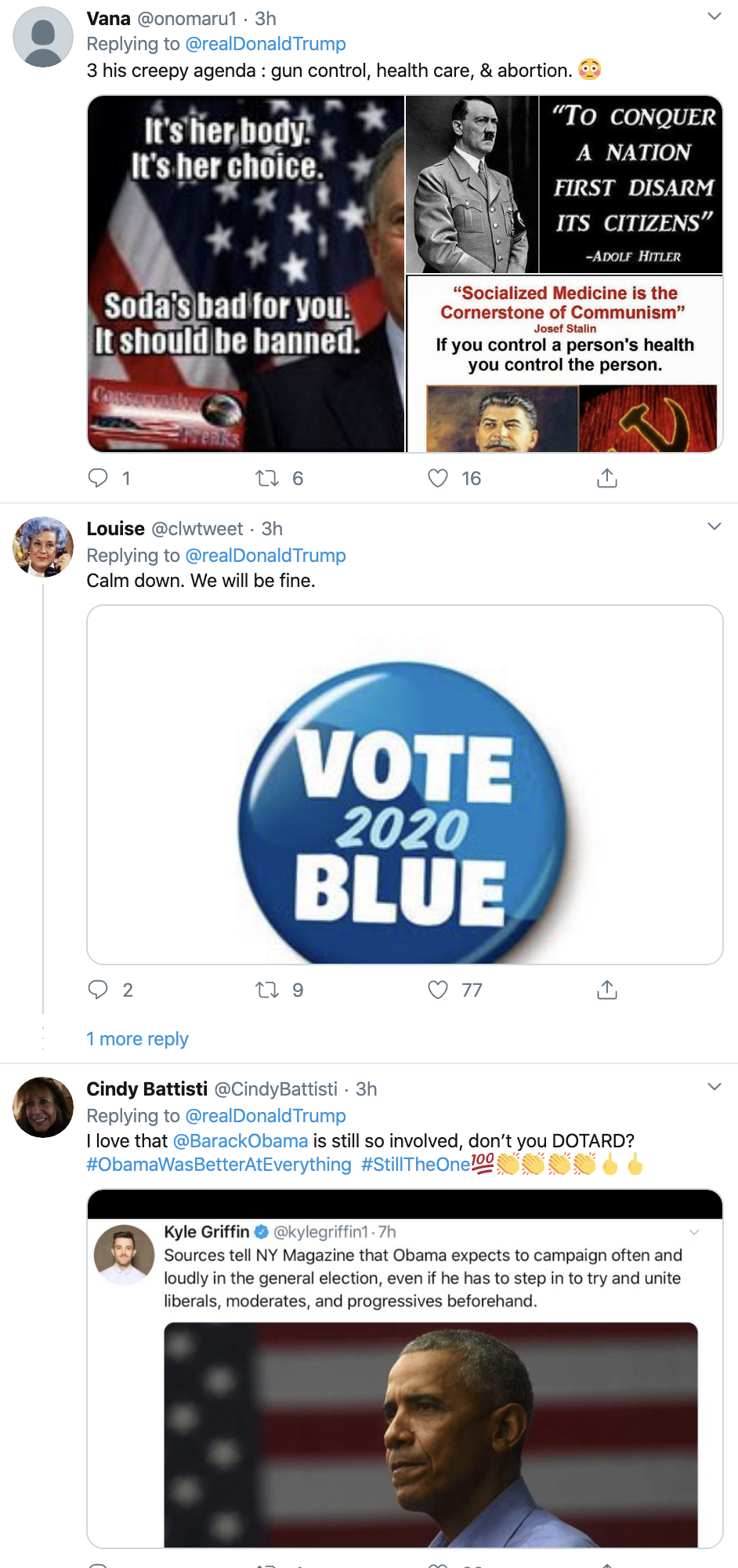 Screen-Shot-2020-02-18-at-11.56.10-AM Trump Is Going Off On Twitter Like He's Unemployed Activism Corruption Election 2020 Featured Politics Top Stories