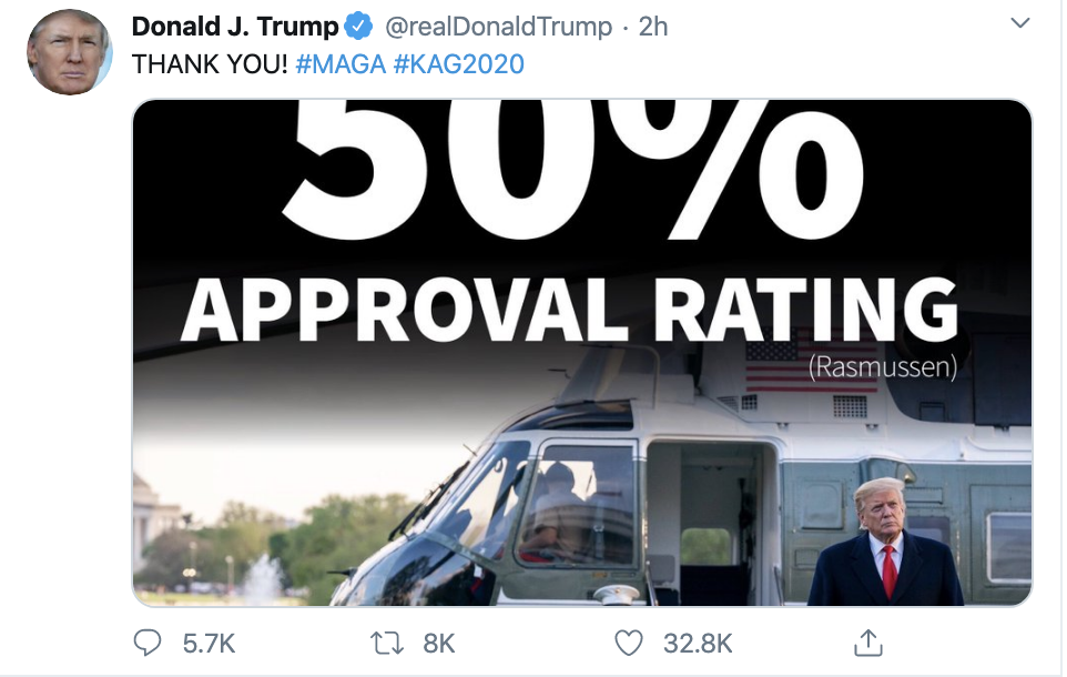 Screen-Shot-2020-02-18-at-12.31.08-PM Trump Is Going Off On Twitter Like He's Unemployed Activism Corruption Election 2020 Featured Politics Top Stories