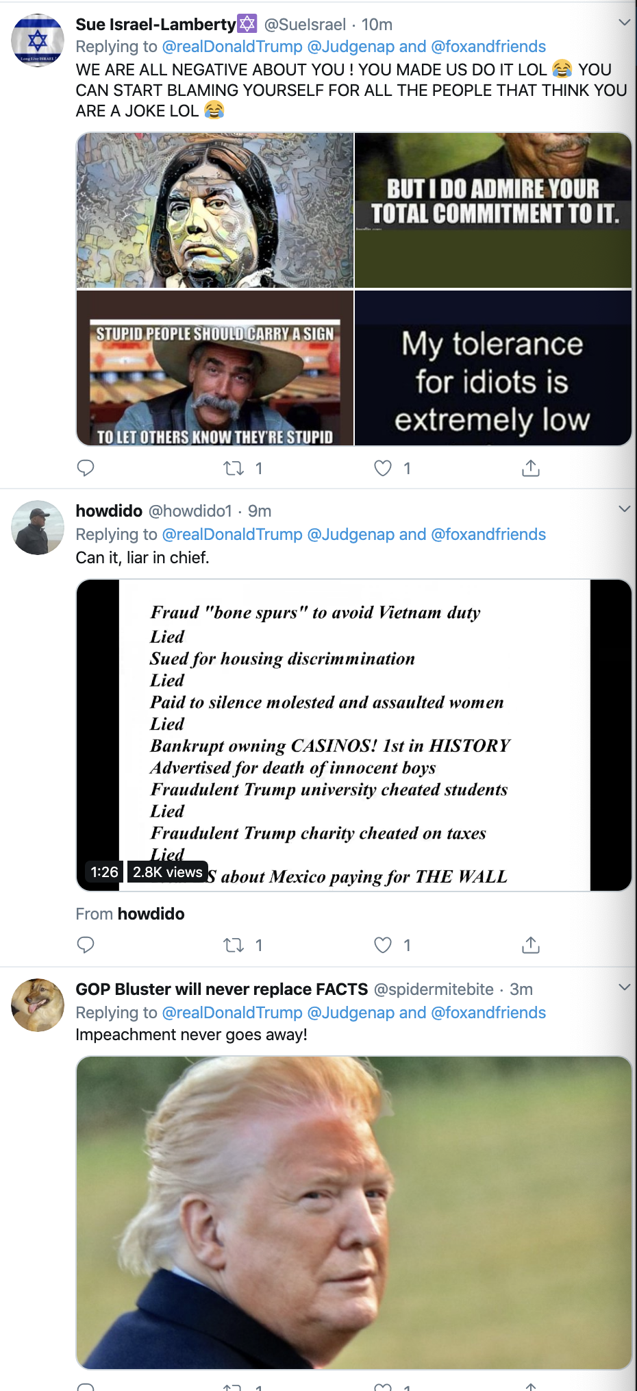 Screen-Shot-2020-02-18-at-7.12.12-AM Trump Threatens To Sue In SAD Tuesday AM Cry-Fest Corruption Election 2020 Featured Politics Top Stories