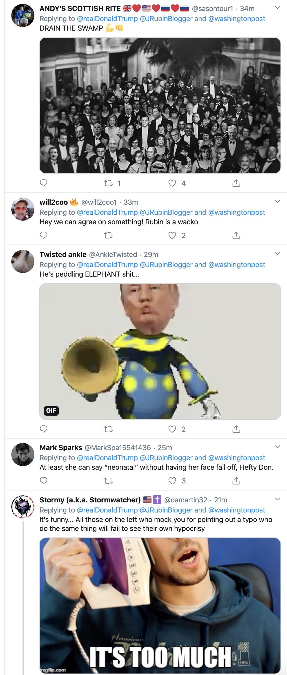 Screen-Shot-2020-02-20-at-7.14.34-AM WaPo Columnist Jennifer Rubin's Typo Attacked By Mr. Misspeller Himself, Trump Corruption Donald Trump Featured Politics Top Stories