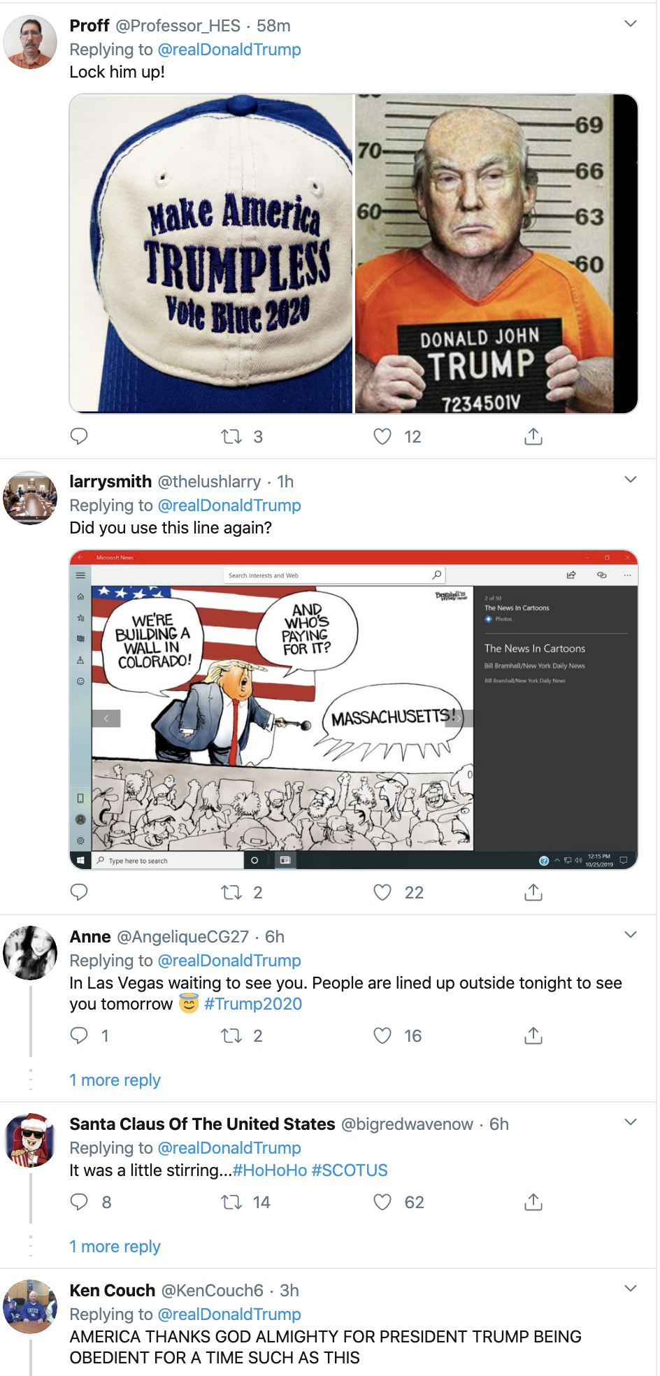 Screen-Shot-2020-02-21-at-7.07.34-AM Trump Explodes Into ALL CAPS Friday Morning Conniption Fit Crime Election 2020 Featured Politics Top Stories