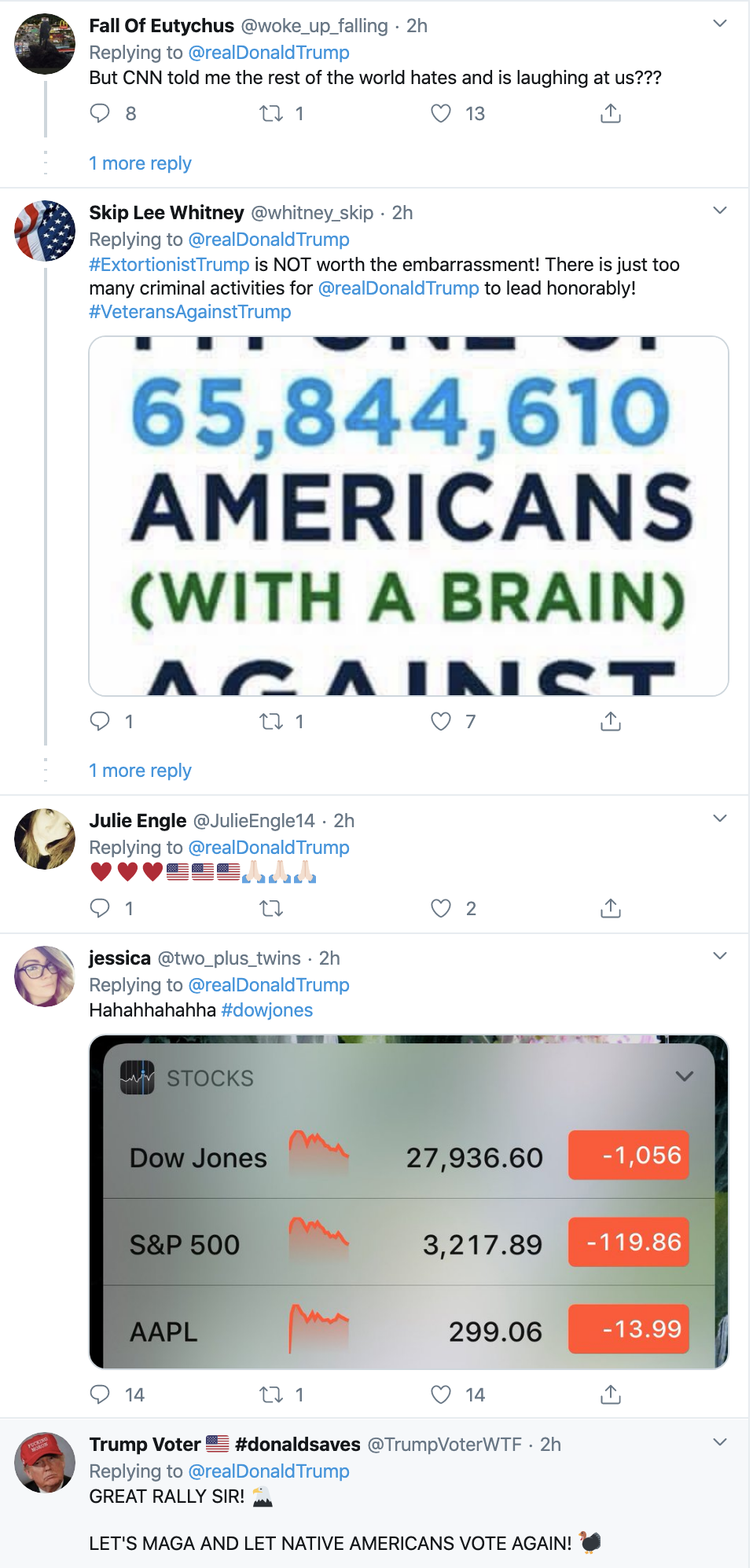 Screen-Shot-2020-02-24-at-2.24.19-PM Trump Tweets India Video Montage - Gets Mocked Instantly Corruption Donald Trump Featured Politics Top Stories