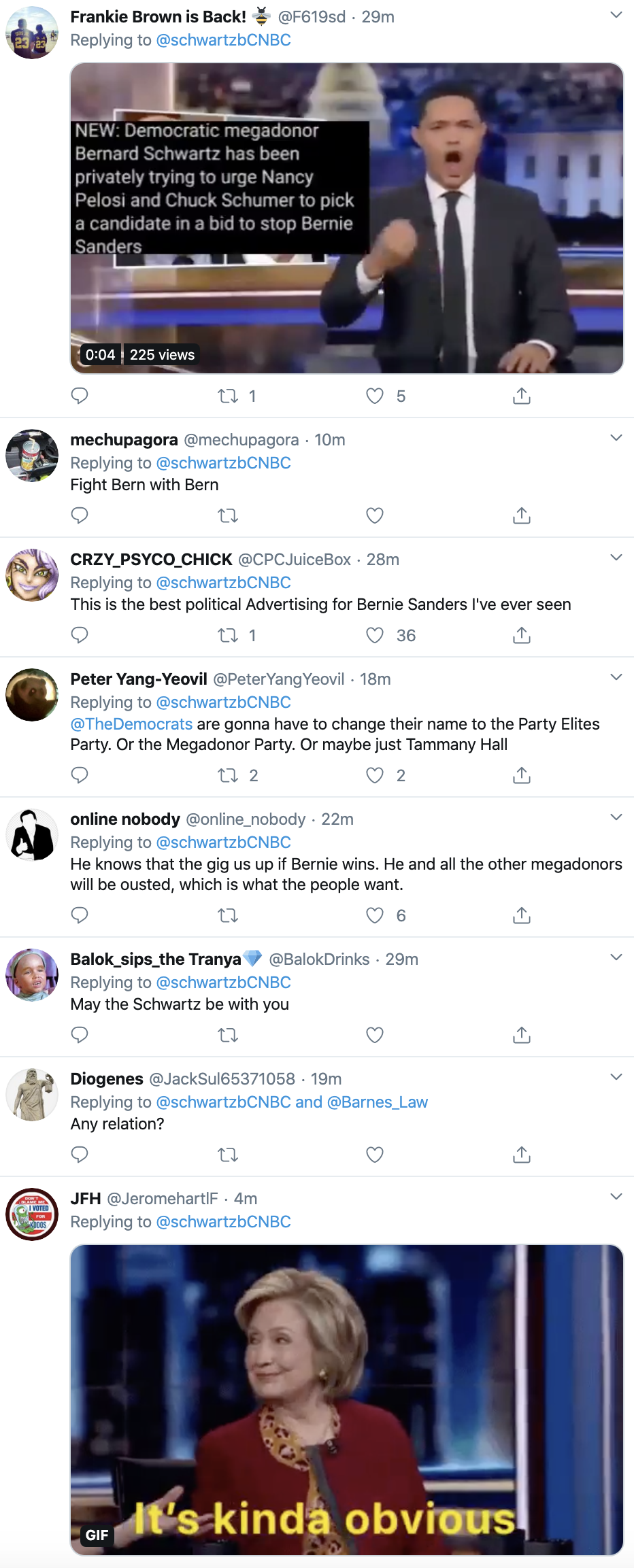 Screen-Shot-2020-02-26-at-4.56.07-PM Pelosi Releases Bernie Statement That Has Sanders Fans Cheering Domestic Policy Election 2020 Featured Politics Top Stories