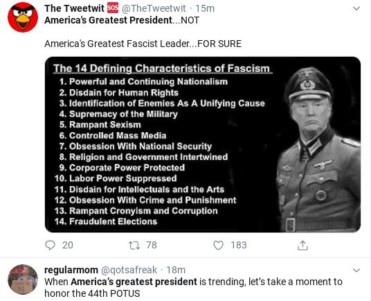Screenshot-2020-02-01-at-9.17.39-AM Trump Has Loony Egotistical AM Outburst Over Witnesses Donald Trump Politics Social Media Top Stories