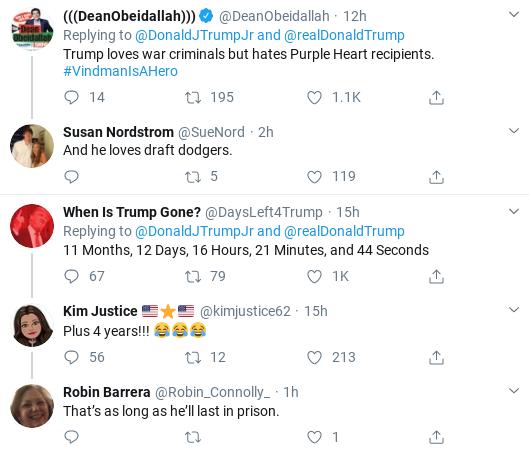 Screenshot-2020-02-08-at-11.08.13-AM Junior Throws Embarrassing Petty-Party Over Vindman Firing Donald Trump Politics Social Media Top Stories