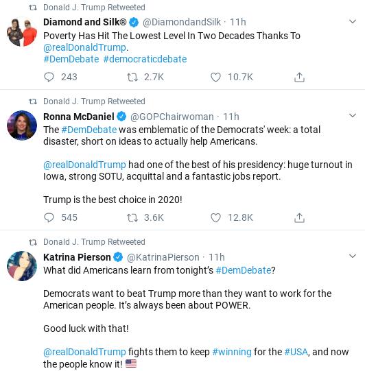 Screenshot-2020-02-08-at-9.59.17-AM Trump Comes Unglued In Saturday Twitter Freakout Corruption Donald Trump Politics Social Media Top Stories