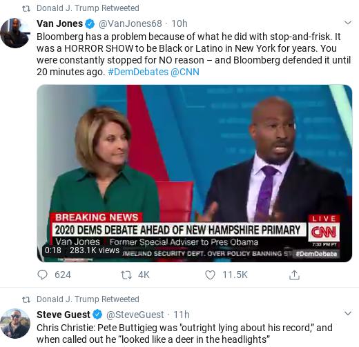 Screenshot-2020-02-08-at-9.59.41-AM Trump Comes Unglued In Saturday Twitter Freakout Corruption Donald Trump Politics Social Media Top Stories