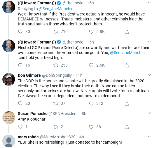 Screenshot-2020-02-09-at-1.32.24-PM Joe Manchin Responds To Trump's Unhinged Personal Attack Donald Trump Impeachment Politics Social Media Top Stories