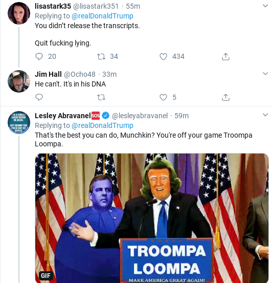 Screenshot-2020-02-09-at-12.06.40-PM Trump Finishes Watching Sundays Shows & Has Multi-Tweet Meltdown Corruption Donald Trump Impeachment Politics Social Media Top Stories