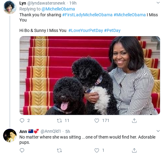 Screenshot-2020-02-21-at-11.58.51-AM Michelle Obama Returns With Heart Warming Message For America Donald Trump Politics Social Media Top Stories
