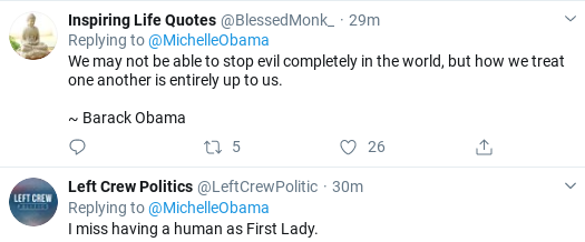 Screenshot-2020-02-27-at-10.31.14-AM Michelle Obama Tweets Inspirational 2020 Voter Message To America Donald Trump Election 2020 Politics Social Media Top Stories